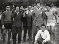 1955--Quinto-Vinciguerra-Giuseppe-Illuminati-Norberto-Nobili-Angioletto-Vittorio-Canullo-Giuseppe-Monach